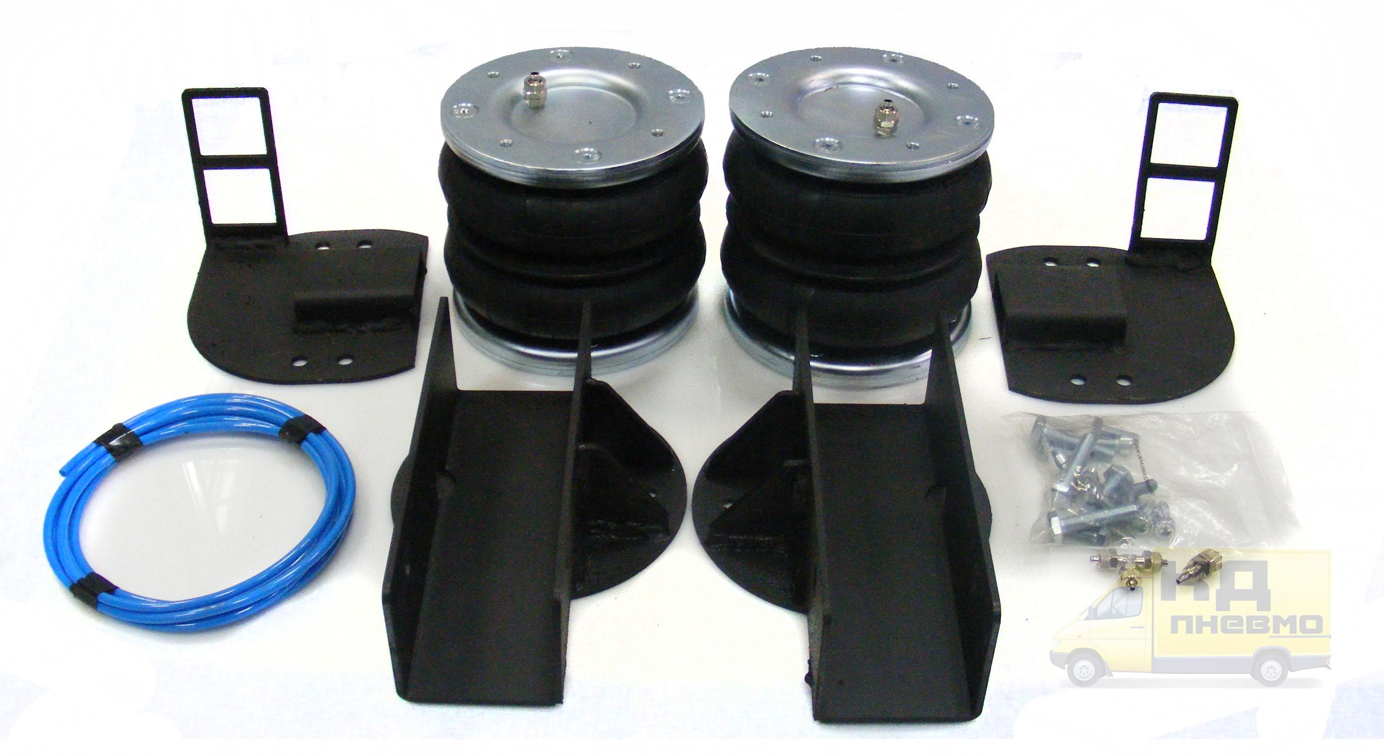 Пневмоподвеска для Volkswagen Crafter / LT28 / LT35 / LT46 с системой управления
